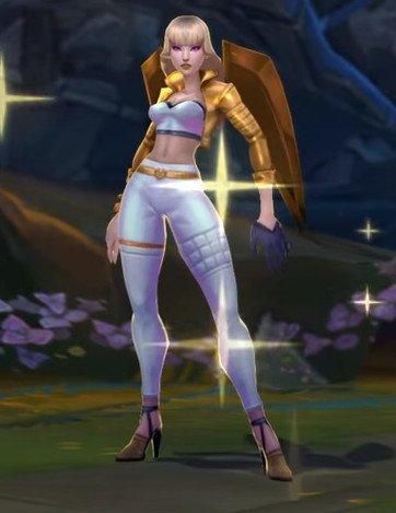 Prestige Kaisa skin