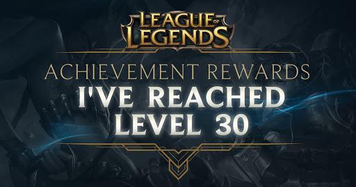 ALL League of Legend Level Up Rewards thumbnail