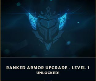 ranked armor reward